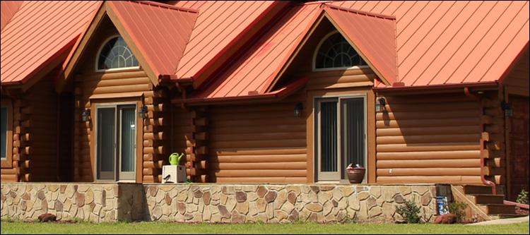 Log Home Sealing